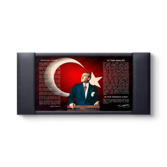 Atatürk - İstiklal Marşı - Gençliğe Hitabe Makam tablosu