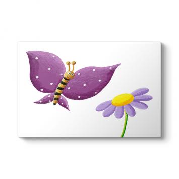 Mor Kelebek Tablosu