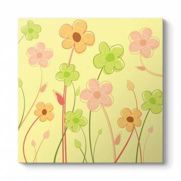 Floral Pattern III Tablosu