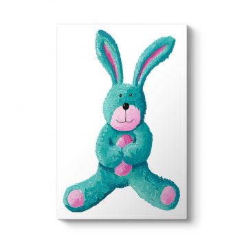 Peluş Tavşan Tablosu