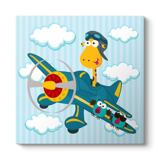 Pilot Zürafa Tablosu
