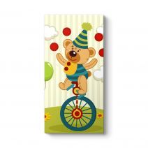 Bisiklet ve Ayıcık Tablosu