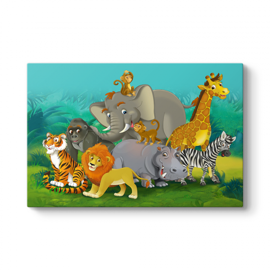 Hayvanlar Alemi Tablosu
