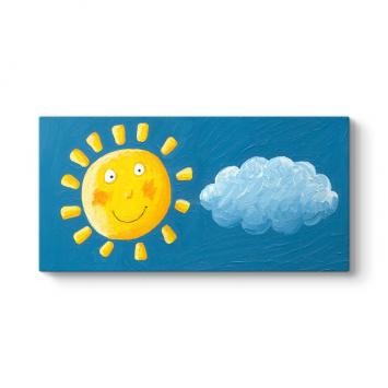 Güneş ve Bulut Tablosu