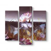 Butterfly Flower Tablo