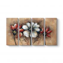Çiçek Reprodüksiyon Tablo