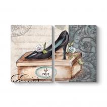 Ayakkabı Vougue Tablo