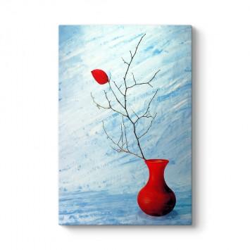 Leaves Art Tablosu