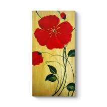 Red Flower Tablosu