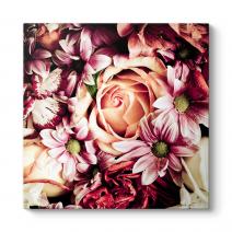 Buket Çiçek III Tablosu