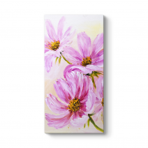 Cosmos Çiçekler Tablosu