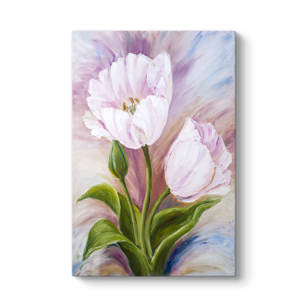 Lale çiçeği I Tablosu