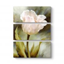 Retro Floral Tablosu