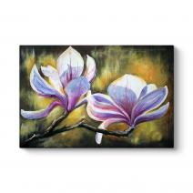 Dalda Orkideler Tablosu