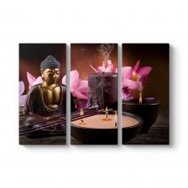 Buda ve Tütsü Tablosu