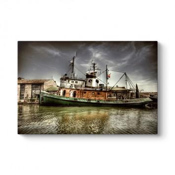 Eski Gemi Tablosu