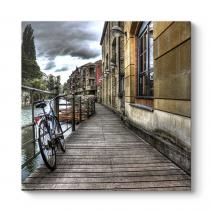 Amsterdam Bisiklet Tablosu