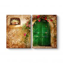 Yeşil Kapı Tablosu