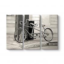 İki Kişilik Bisiklet Tablosu