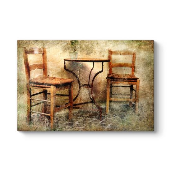 Eski Sandalyeler Tablosu