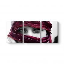Afgan Kadın Tablosu