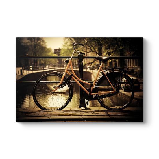 Amsterdam Eski Bisiklet Tablosu