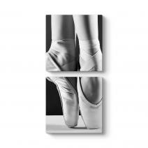 Balet Ayakkabısı Tablosu