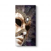 İtalya Venedik Maske Tablosu