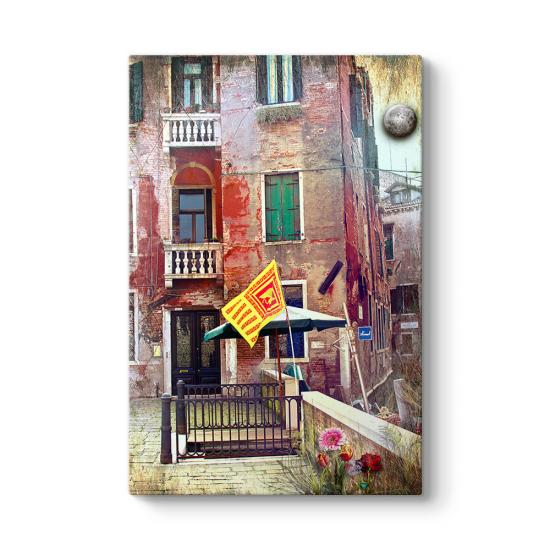 Venedik Rüyası Tablosu