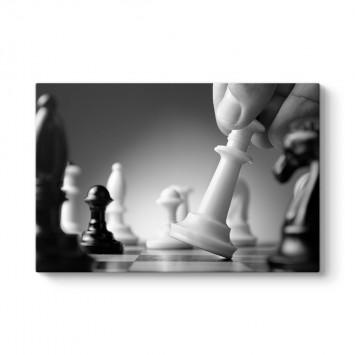 Satranç Oyunu Tablosu