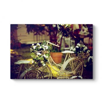 Ferforje Bisiklet Tablosu