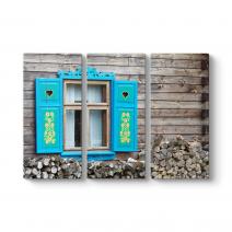 Mavi Pencere Tablosu