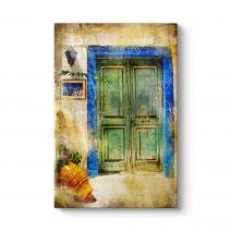 Eskitme Kapı Tablosu