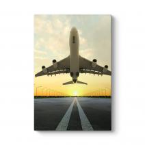 Uçak Kalkış Tablosu