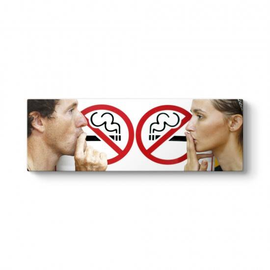 No Smoking Tablosu