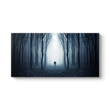 Ormanda Yalnızlık Tablosu