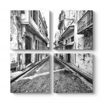Eski Sokak Tablosu