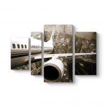 Airplane Uçak Tablosu