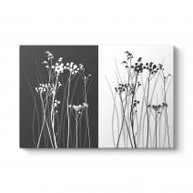W&B Flowers Tablosu