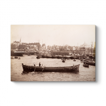 Tarihi Tekneler Tablosu