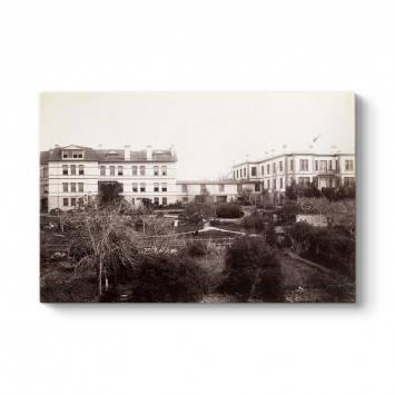 Eski İstanbul Evleri Tablosu
