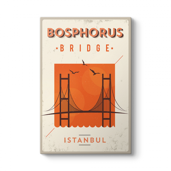 Bosphorus Bridge Tablosu