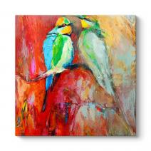 Öten Kuşlar Tablosu