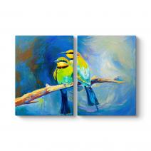 Çift Kuşlar Tablosu