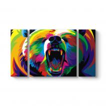 Colored Bear Tablosu