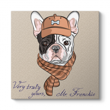 Mr. French Bulldog Tablosu