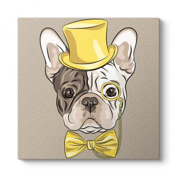 Fransız Bulldog Tablosu
