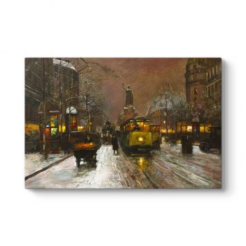 Klasik Tramvay Tablosu