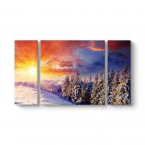 Kış ve Güneş Tablosu