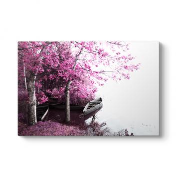 Japon Ağaçları Tablosu